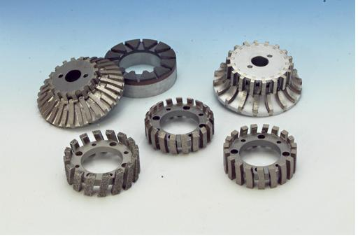 Diamond grinding wheels for Cn